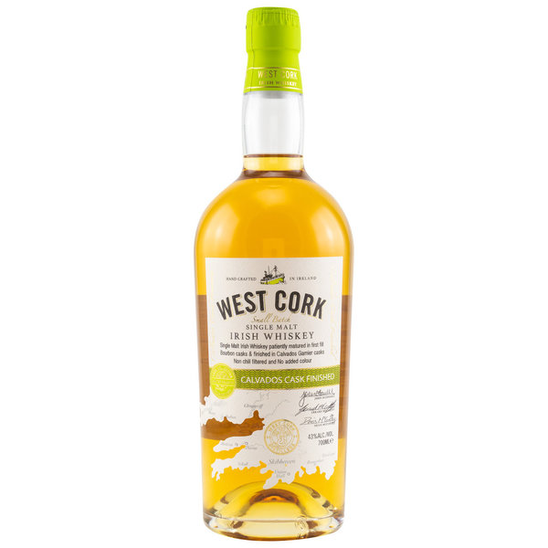 West Cork Single Malt Calvados Cask Finish