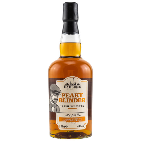 Peaky Blinder Irish Whiskey