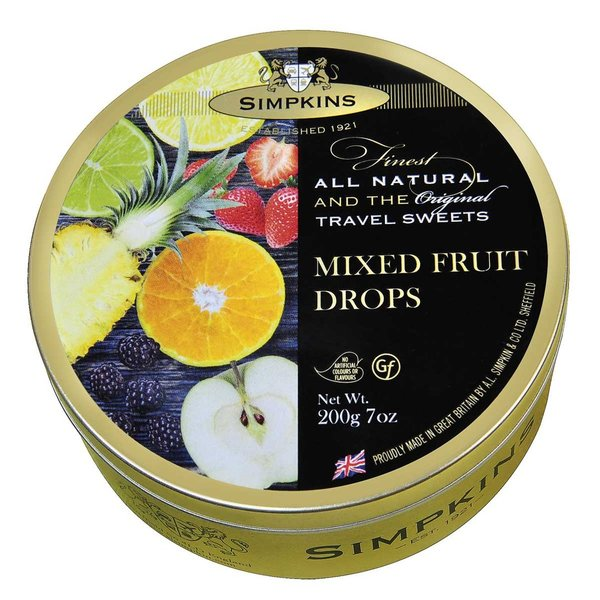 Mixed Fruit Drops 200 g