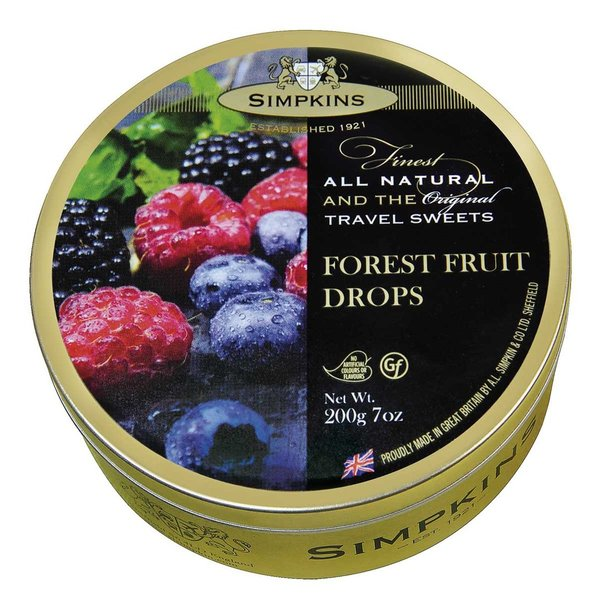 Forest Fruit Drops 200 g