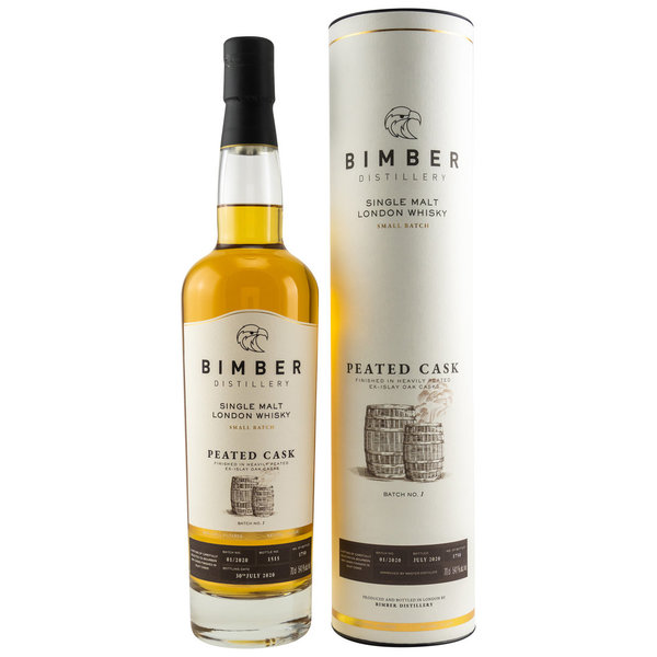 Bimber Peated Cask Small Batch 1