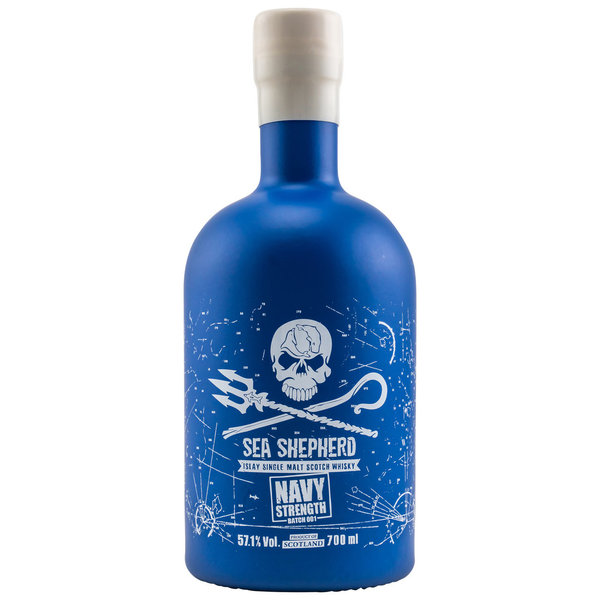 Sea Shepherd Navy Strength Islay Single Malt